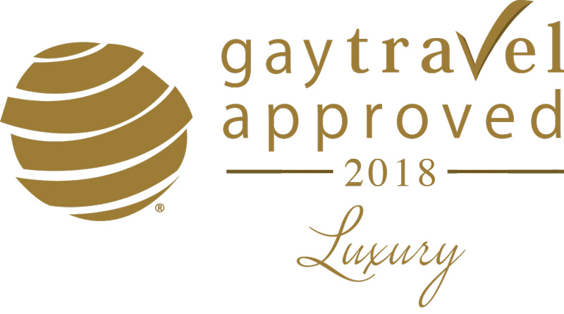 GayTravel Approved Luxury Property